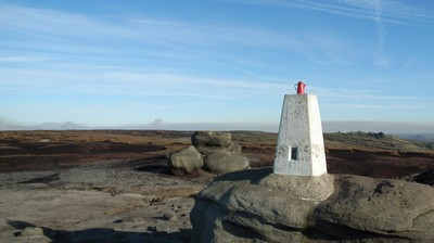 Kettle at Kinder Low (November)